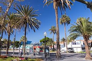 Santa Catalina Square