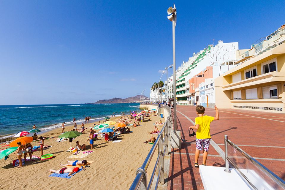 A few quirks of Las Palmas living that I've learned to love about living in Las Palmas de Gran Canaria city.