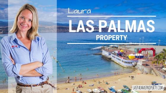Laura Leyshon: Agente inmobiliario en Las Palmas de Gran Canaria