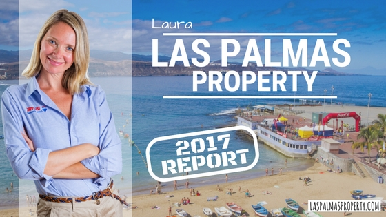 The Las Palmas property market in 2017: Property price and rental yield predictions from local estate agent Laura Leyshon