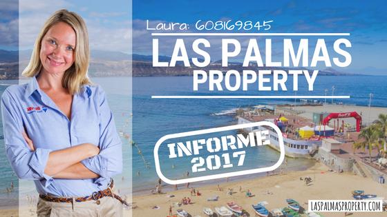 El mercado inmobiliario en Las Palmas de Gran Canaria en 2017