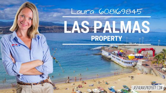 Como vender su piso en Las Palmas de Gran Canaria al mejor precio con agent inmobiliario Laura Leyshon