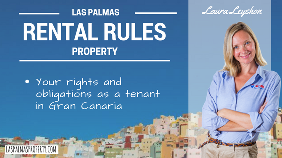 What Spanish law says about renting a Las Palmas property