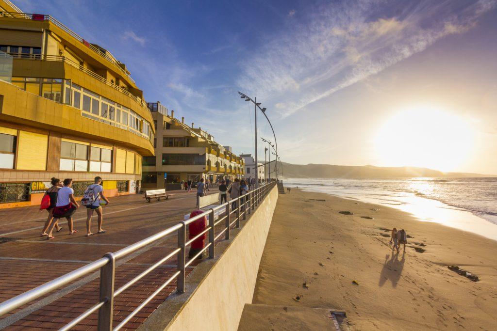 Las Canteras keeps Blue Flag beach and gains Blue Flag path