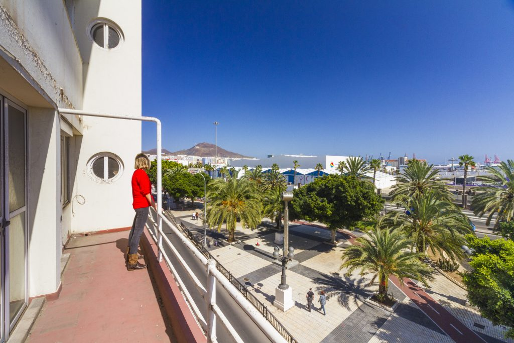 For sale: Iconic Las Palmas office building in ideal location