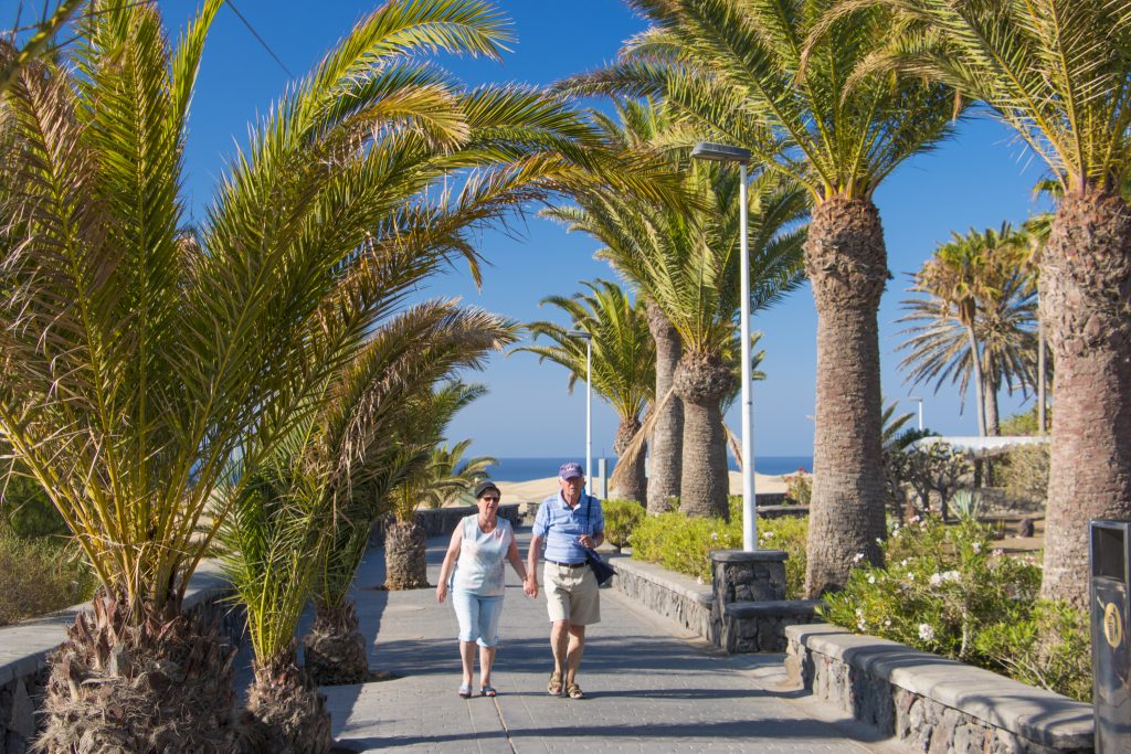 Canary Islands foreign resident statistics for 2018