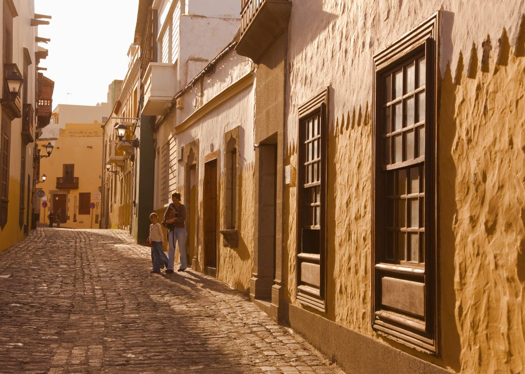 Planning regulations for new hotels eased in Las Palmas de Gran Canaria old town
