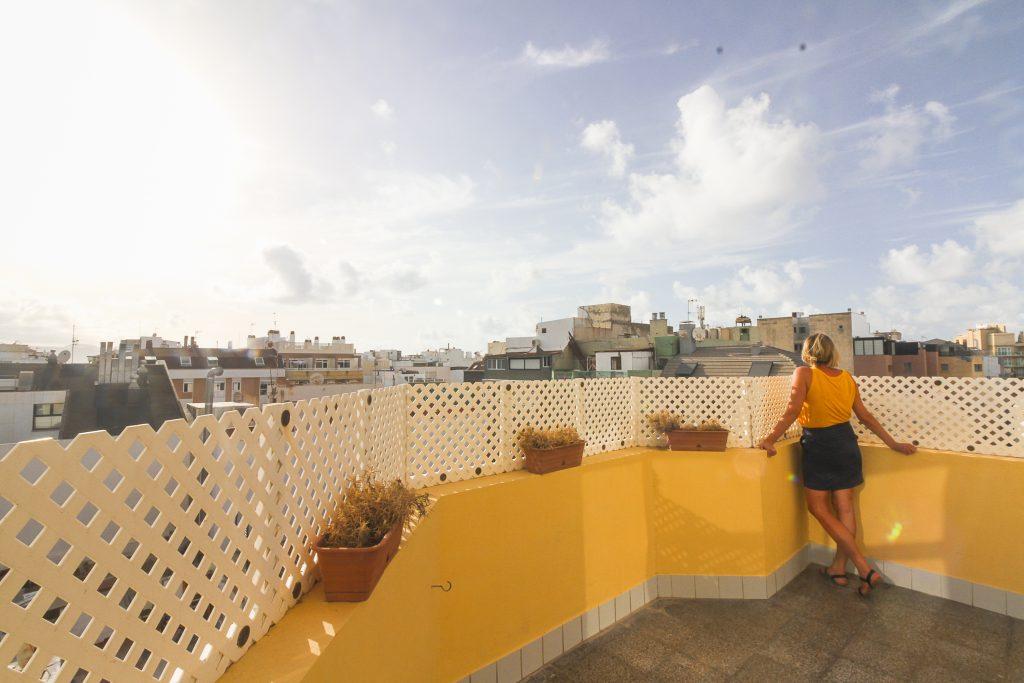 Las Palmas loft sold by Laura Leyshon in 2019