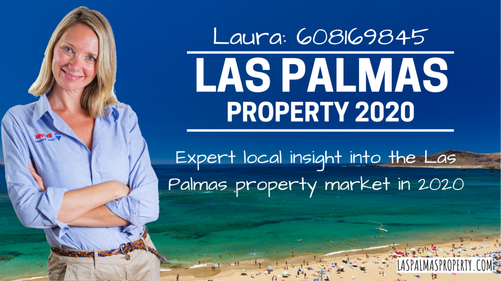 Expert local insight into the Las Palmas property market in 2020; by top-selling Gran Canaria estate agent Laura Leyshon.