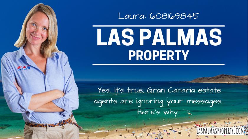 Las Palmas Property 2020 advice by Gran Canaria estate agent Laura Leyshon