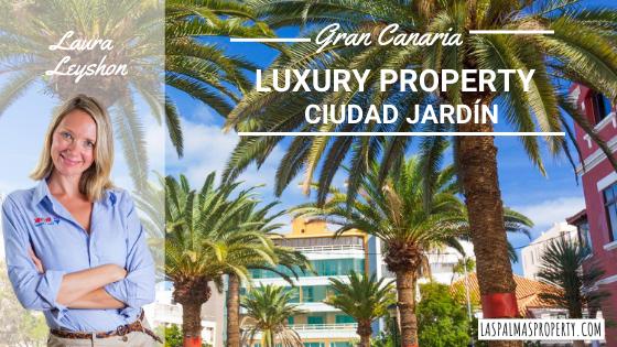 Las Palmas Property Guide: Grand Houses And Gardens In Ciudad Jardín