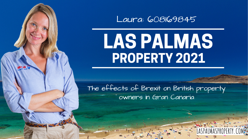 The effect of Brexit on British property owners in Gran Canaria
