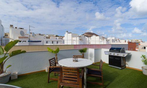For Sale: la Isleta penthouse with large terrace